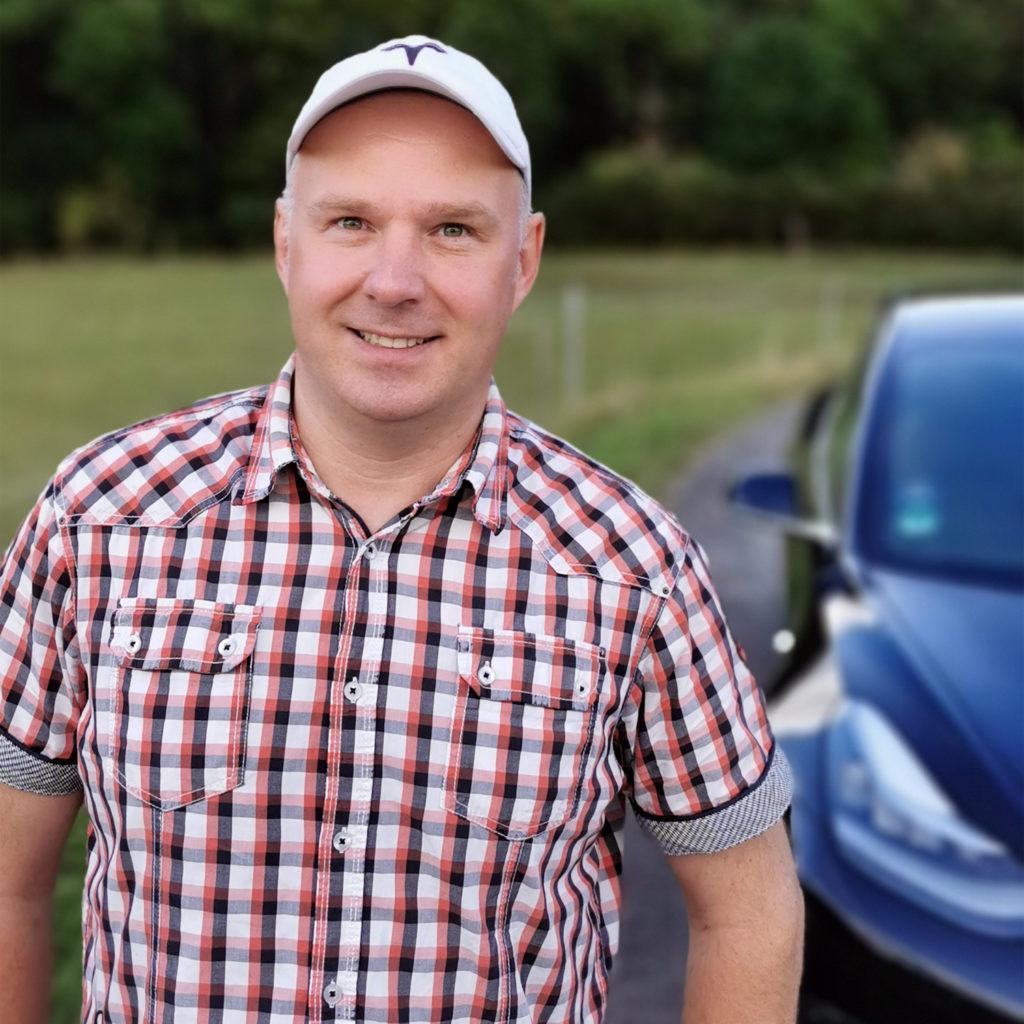 Steven Boenig TeslaCrew